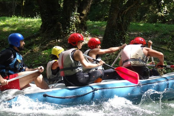 Rafting between Marche and Umbria