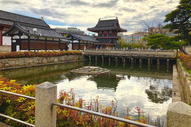 2 Hours Private Guided Walking Tour in Osaka