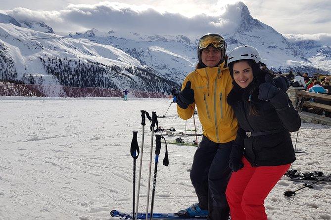 Private ski lesson - 3 hours