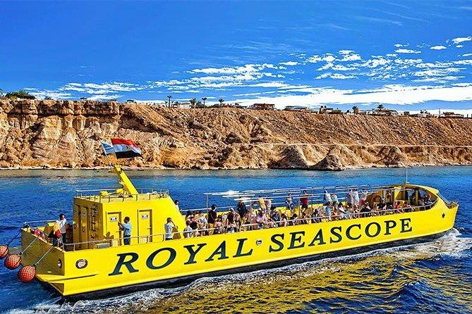 Semi-Submarine Adventure in Sharm El-Sheikh and Red Sea