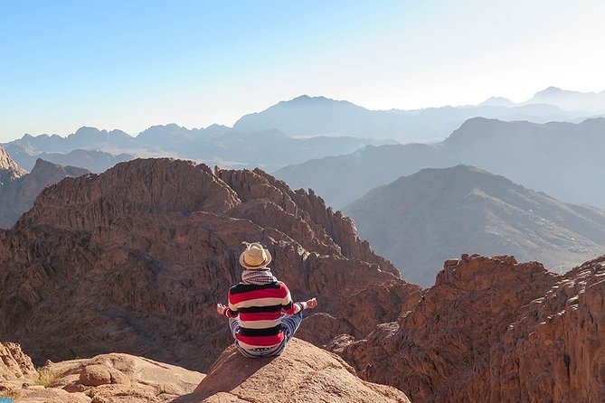 Full-Day Private Trip to Moses Mountain from Sharm El Sheikh