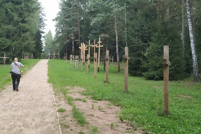 Half Day Private Tour of Kurapaty and Trostenets Memorial Complex from Minsk