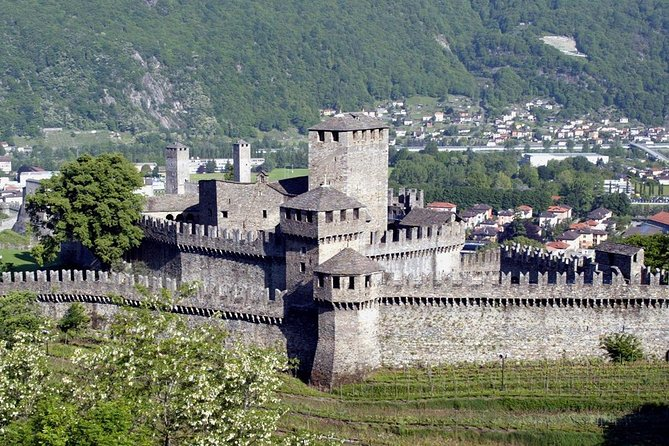 Castle & Bellinzona town, Private Guided Tour
