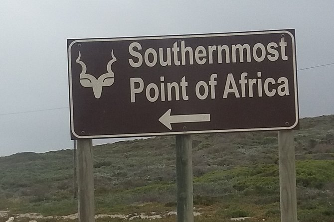Private Transfer - Cape Town To Cape Agulhas-Where The Two Oceans Meet Full Day