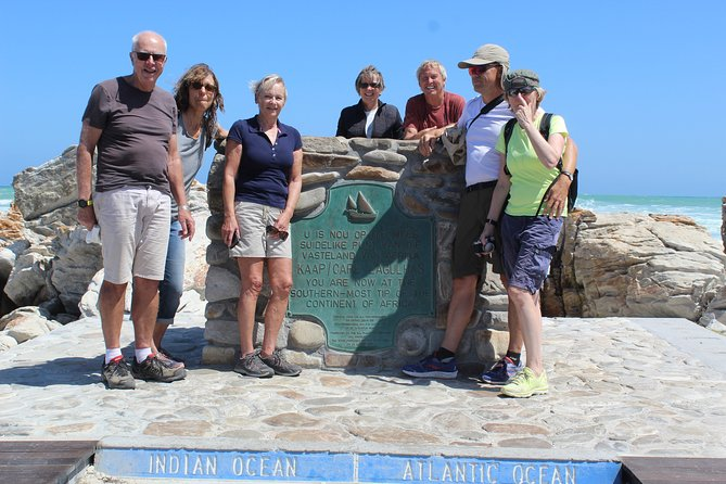 Full-Day Private Tour to Cape Agulhas from Cape Town