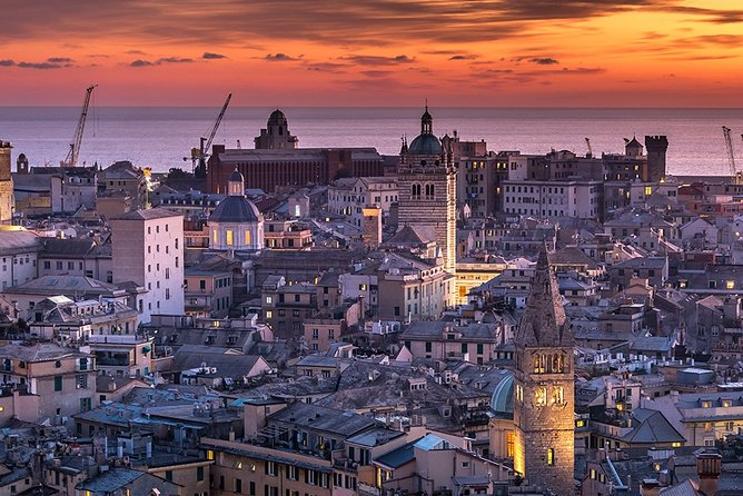 Genova Private Guided Tour from Milan