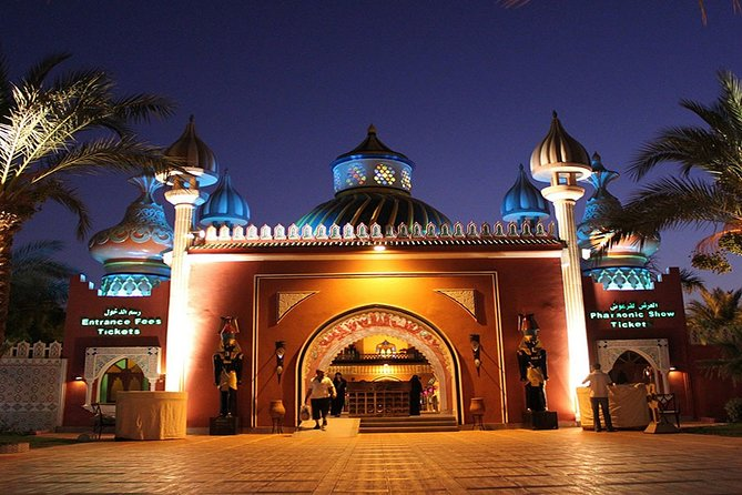 1001 Nights Show with Private Transfer & Moroccan Dinner from Sharm El Sheikh