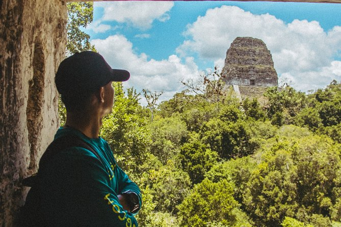 Tikal National Park Tour with Guide and Transfer