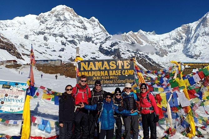 16 Days Trekking Journery to Mohare Danda, Annapurna Base Camp