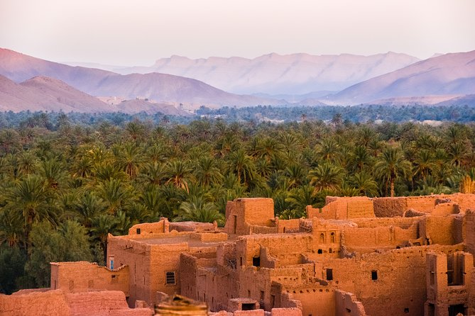 FROM / TO MARRAKECH 8 DAYS AUTHENTIC ATLAS MOUNTAINS AND DESERT MOROCCO -