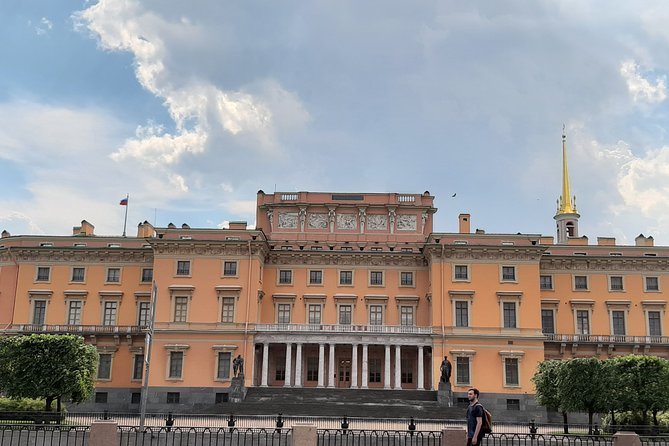 Saint Petersburg Private Driving Tour with Hermitage Museum