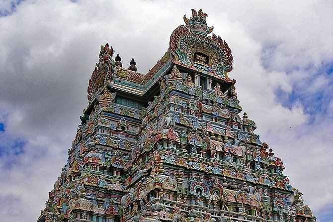 Full Day Private Tour From Madurai To Trichy