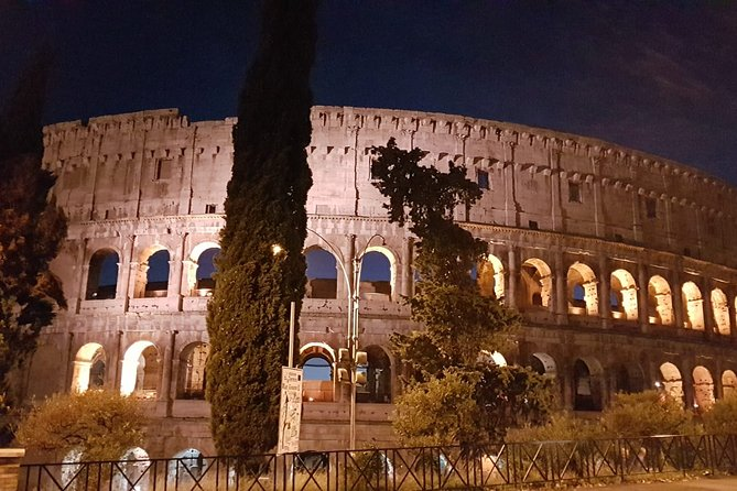 Half-Day Guided Historical Tour of Colosseum and Ancient Rome