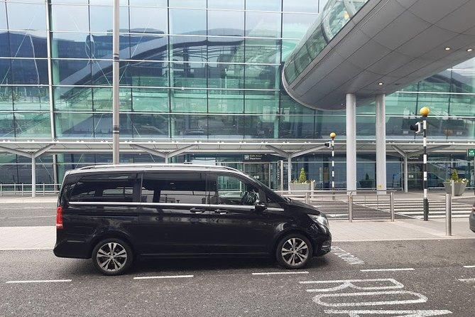 Dublin Airport or City To Lough Rynn Castle Estate Private Chauffeur Transfer