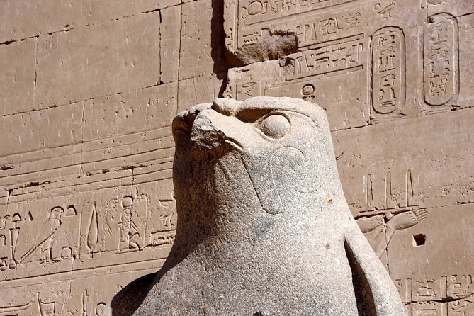 Full-Day Tour of Edfu and Kom Ombo Temples from Luxor