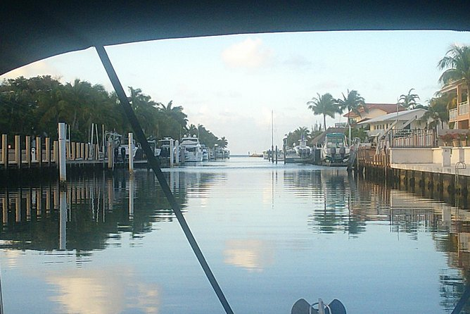 Key Largo Private Sunset Cruise