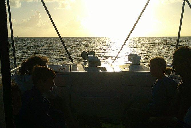 Key Largo Private Sunset Cruise