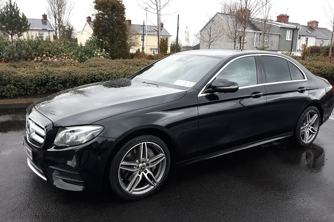 Castle Leslie Estate To Dublin Airport or Dublin City Private Chauffeur Transfer