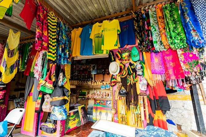 Montego Bay Private Shopping Tour with Hotel Pickup