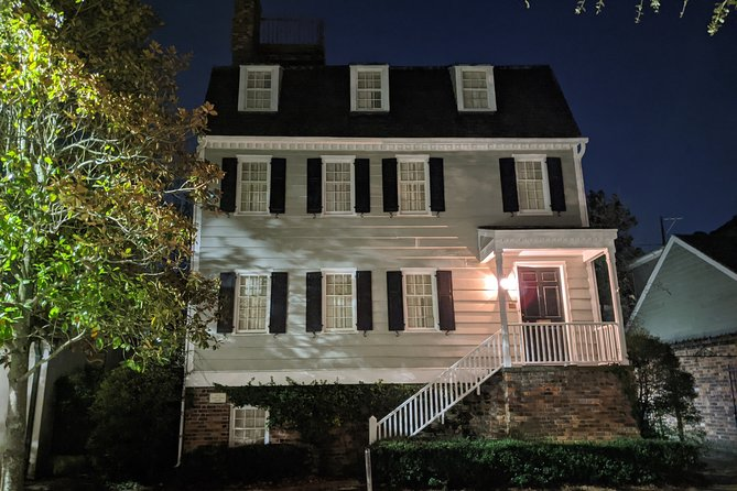 Hell Cat ghost tour - Savannah's history and horror