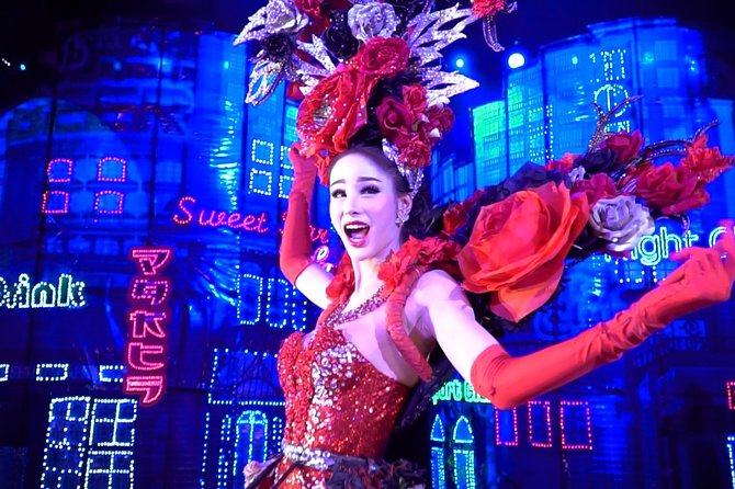 Pattaya: Tiffany's Cabaret Show in Pattaya