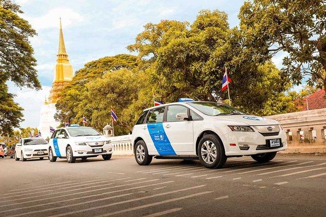 Pattaya: BKK Airport to Pattaya hotel 100% All-Electric Private Transfer
