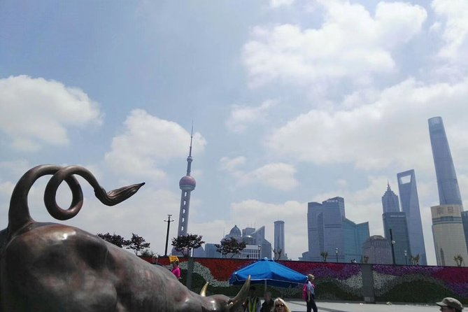 Half-Day Shanghai City Highlights Private Tour with Lunch