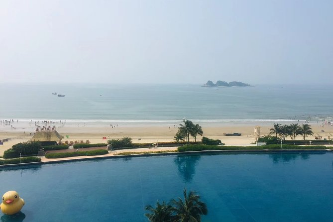 Private Overnight Tour to Zhapo Beach from Guangzhou by Car