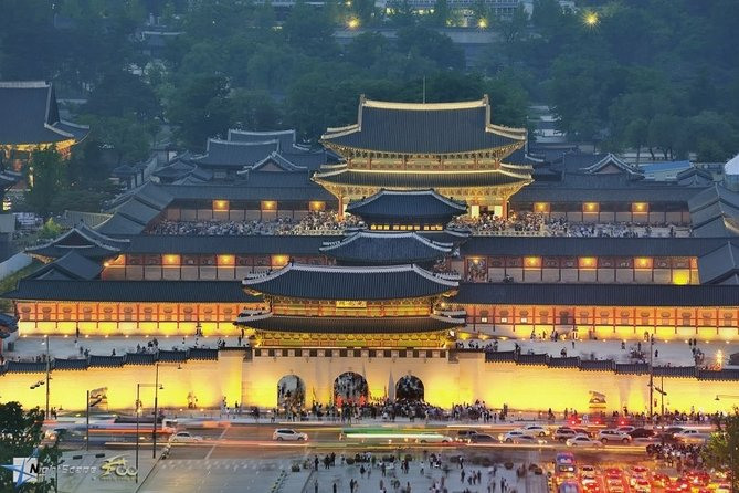Private Airport Transit Tour in Seoul from Incheon airport
