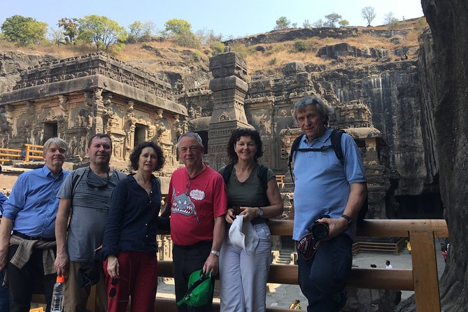 Explore UNESCO Ellora-Ajanta caves-two days guided tour with other attraction