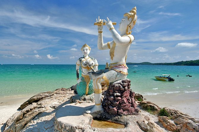 Full-Day Ko Samet Island Guided Tour from Pattaya with Lunch