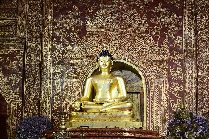Best Day Trip Chiangmai City Temple+Doi Suthep+Wat Palad+Home Industries