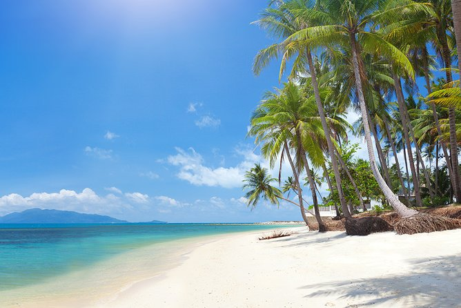 Full-Day Tour to Koh Samui Island by Boat with Lunch