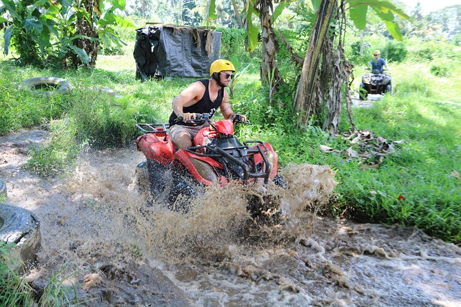 All Inclusive : ATV Tour with Visit to Iconic Temple Tanah Lot