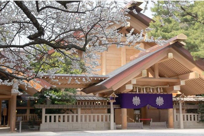 Daisuki Nagoya Half-Day Drive Cruising City Tour