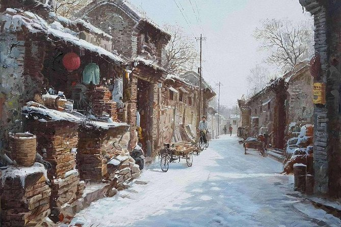 3 Hours Private Tour in Beijing Old Hutongs by Rickshaw