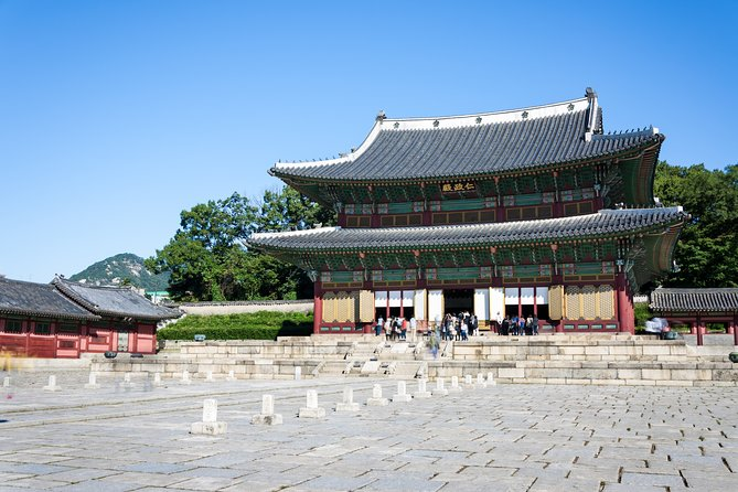 Private Guided Tour of Seoul with Lunch