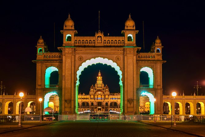 Day Private Tour to Mysore and Srirangapatna from Bengaluru