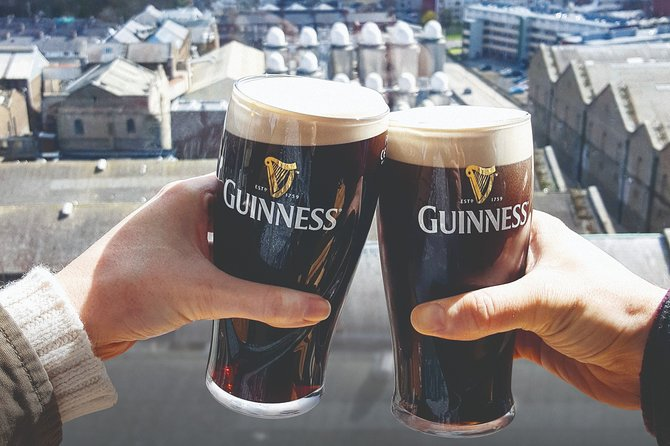 Guinness Storehouse Entrance Ticket