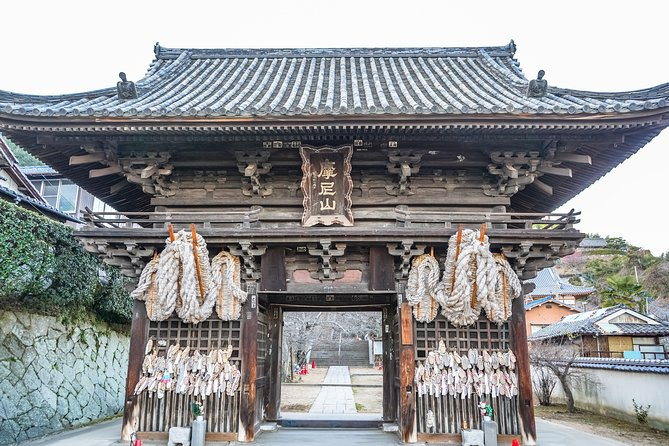 Half-Day Private Guided Tour of Onomichi Temples
