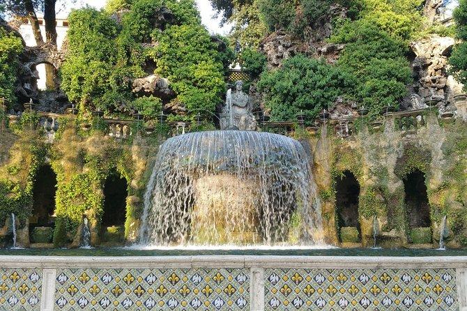 Private Day Tour to Villa Adriana and Villa d'Este in Tivoli