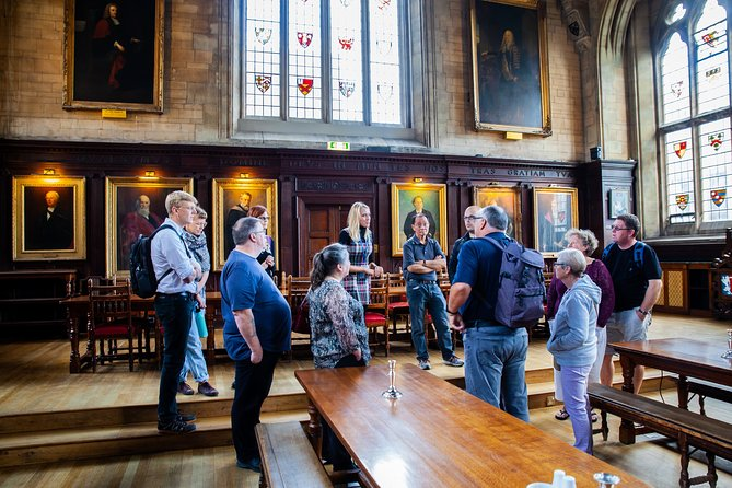 Oxford In A Day With Student Guide - Christ Church Optional