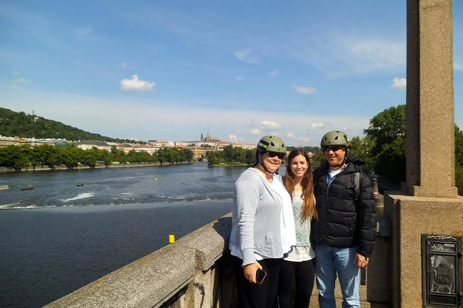 EBIKE TOUR : Real Prague - Discover Nature and ride behind the centre - 4hrs