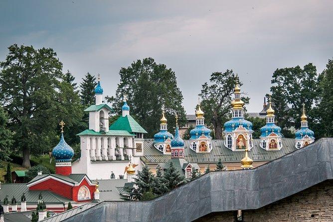 Saint-Petersburg + Pskov + Izborsk + Pechory (6 day tour)
