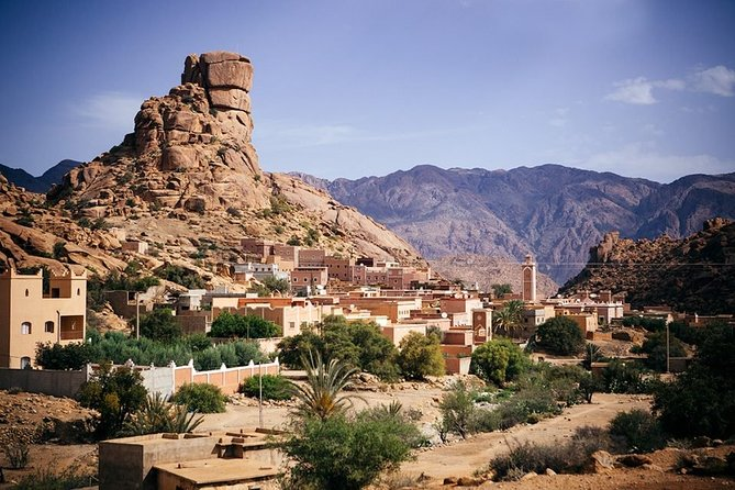 From Marrakech: 11-day round trip - High Atlas, deserts - kasbahs and the atlantic