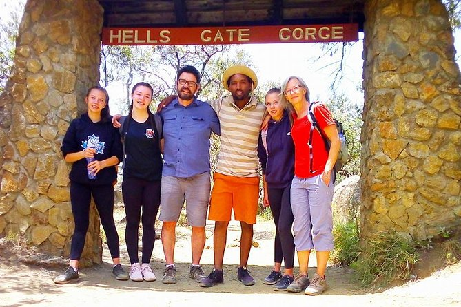 2-Day Private Tour Hell's Gate & Lake Naivasha National park