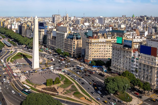 Private Transfer from Aeroparque Jorge Newbery (AEP) to Buenos Aires