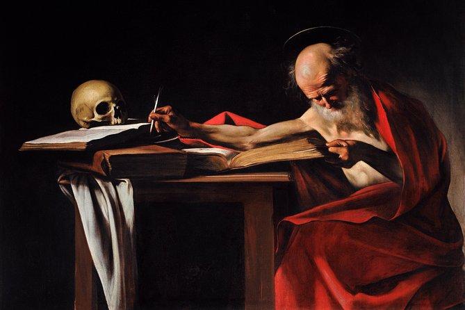 VIP Eternal Tours Rome: Caravaggio's Dark Art & Borghese Gallery Ticket