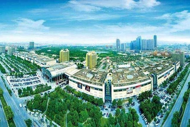 Private Trip to Yiwu from Shanghai by Bullet Train with Drop-off Options