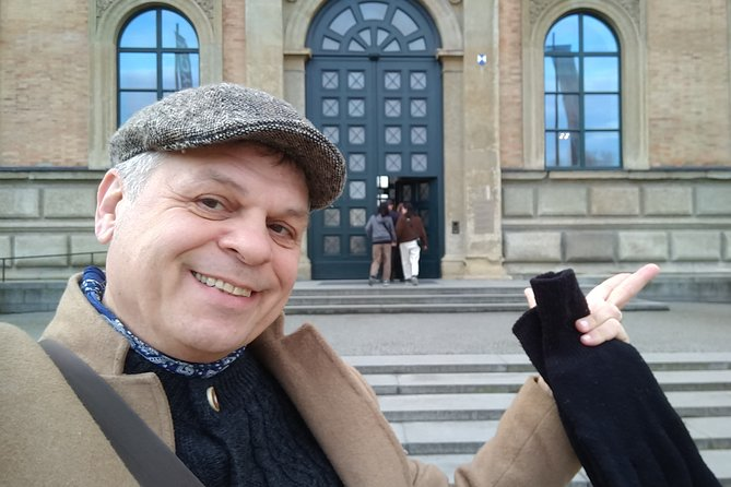 Visit the Alte Pinakothek Munich with Paul